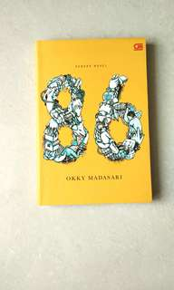 86 - Okky Madasari