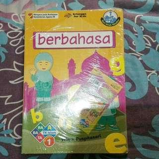 Buku aktivitas anak TK A