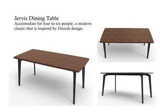 Dining Table Minimalist