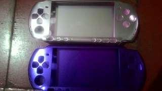PSP Slim Aluminum Hard Case