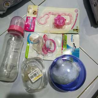 Avent Pacifier , feeding bottle ++