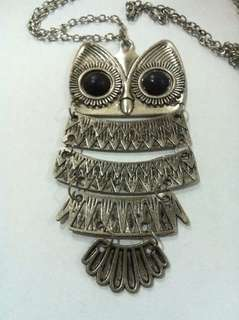 Owl neckless