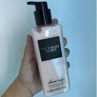 Authentic Victoria's Secret FOREVER SEXY Fragrance Lotion
