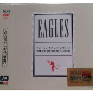 Eagles Hotel California 老鹰乐队 加州旅馆 金珍藏 3CD (Imported)