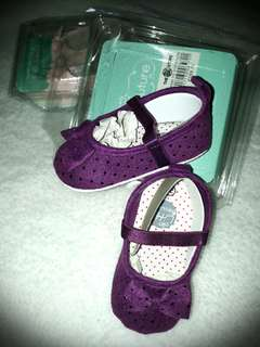 Shoes for baby girl(100each)