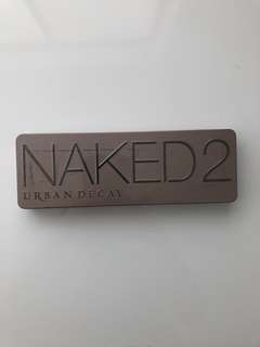 """Urban Decay"" Naked 2 Palette"