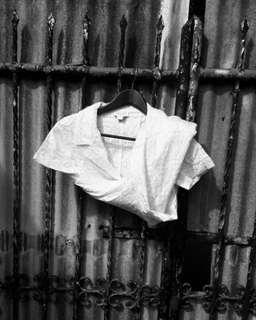 Dries Van Noten Ivory Dress Shirt