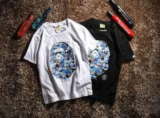 Aape Bape Tee T Shirt 2018