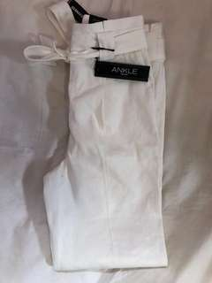 White express trousers BNWT