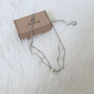 NEW House of jelouxy necklaces