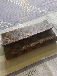 Pre loved Louis Vuitton wallet