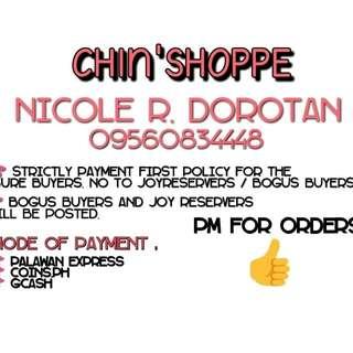 CHIN'SHOPPE