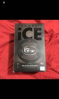 Ice speaker/ mic