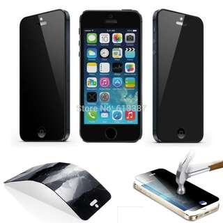 iPhone 5/5s/SE - Privacy Tempered Glass