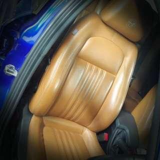 Alfa Romeo 159 Premium Brown Leather seats set
