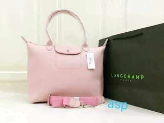 Longchamp leather bags