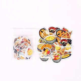 [ST] Bujo Packet: Japanese Food