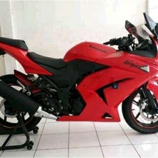 ninja 250 cc