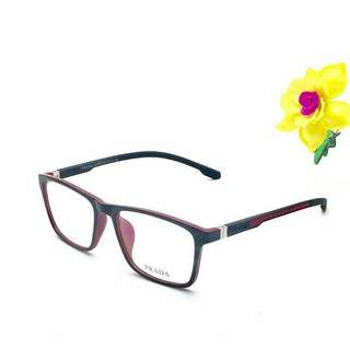 Frame kacamata minus prada f117