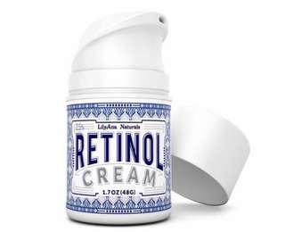 [IN-STOCK] LilyAna Naturals Retinol Cream Moisturizer 1.7 Oz