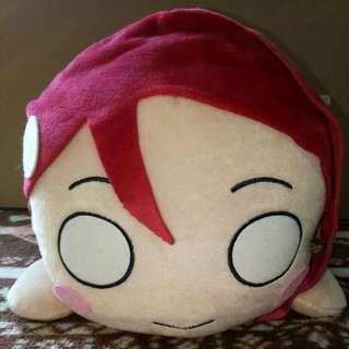 Red Hair Plush Doll