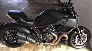 Ducati Diavel *special deal before 10may*