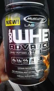 Whey Protein&Bcaa