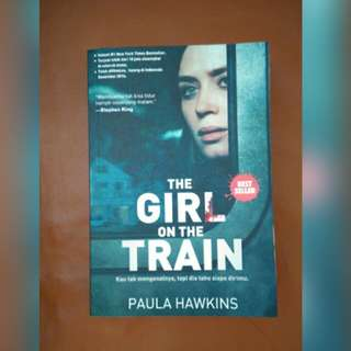 Novel the girl on the train