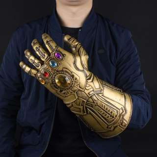 Thanos Infinity Gauntlet for cosplay
