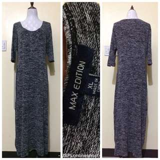 Maxi for plus size