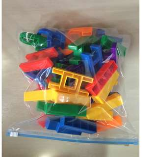 blocks & building toys