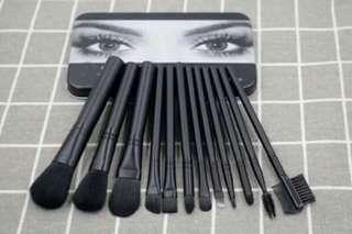 Make up brush 12 pcs