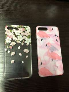 New iPhone 7+ case 電話殻 ($15each)
