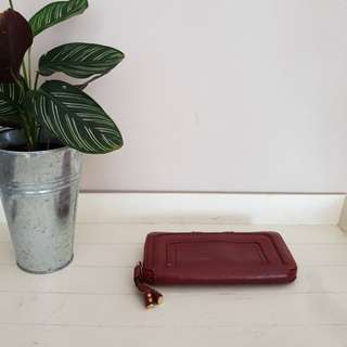 Chloe long purse