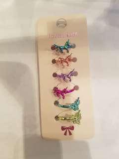 Unicorn ring set