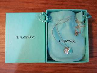 Tiffany & Co Double Heart