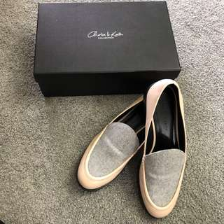 Charles & keith casual shoes