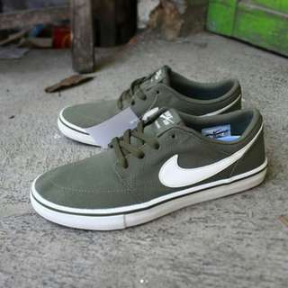Nike SB Portmore Green Army Original
