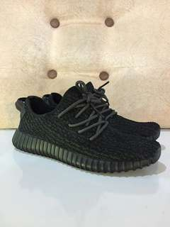 Adidas Yeezy Pirate Black v1