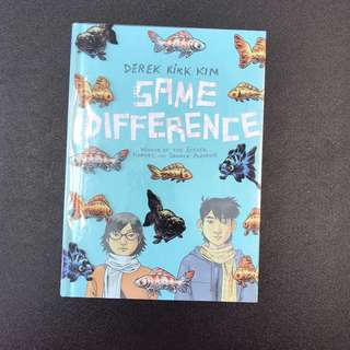 Same Difference by Derek Kirk Kim (2011)
