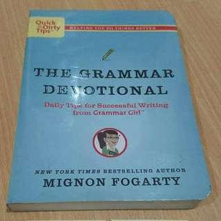 The Grammae Devotional by Mignon Fogarty
