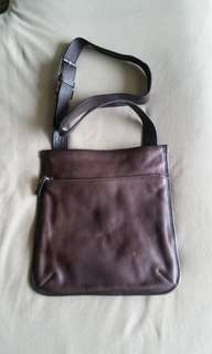 Banana Republic Leather Sling Bag