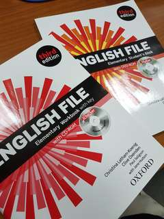English file elementary student book (British council)