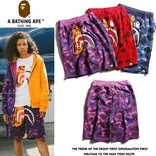 Aape Bape Short Pant 2018
