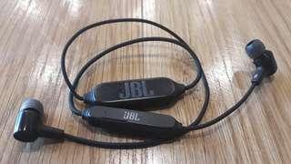 JBL E25BT Bluetooth Earphones