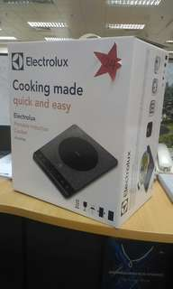 Electrolux induction cooker