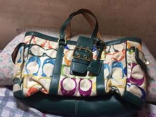 Pre loved Coach hand bag