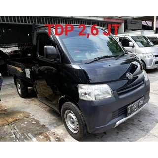 Daihatsu GranMax 1300 PU 2015 Tdp 2.6 jt