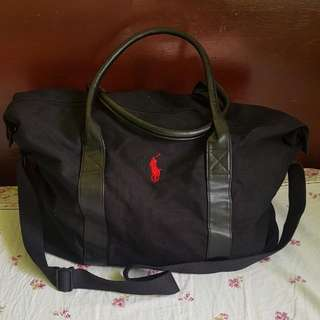 Auythentic POLO TRAVEL BAG