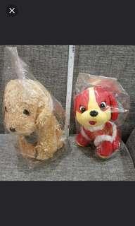 Dog Plush soft toy